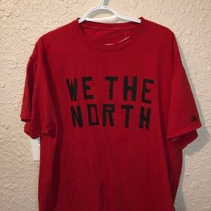 RAPTORS WE THE NORTH T SHIRT